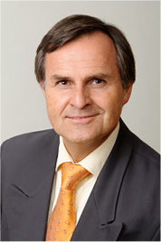 Managing Director Gerhard Heinze